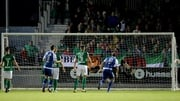 Shane Tracy's stunning free kick put Limerick 2-0 up