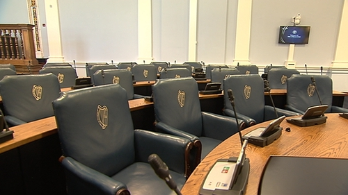 The Seanad bill over missing persons could become law by the end of the year