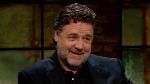 "Russell Crowe - ""I don't think it's possible for me to say I've been in to a pub in Dublin where I got a s*** pint. It's just not possible"""