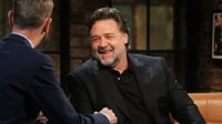 Russell Crowe | The Late Late Show