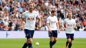 Harry Kane faces a late fitness test for Spurs