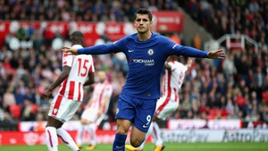 Alvaro Morata will miss Spain's next two games