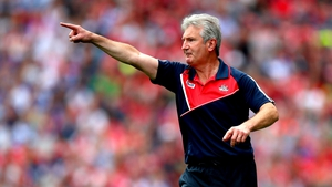 Kieran Kingston stepped down as Cork hurling manager
