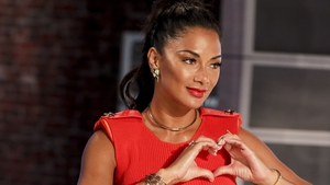 Nicole Scherzinger spoke of her own 'humble beginnings'