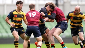 Lansdowne had an easy win over Young Munster