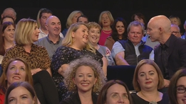 Emer McLysaght and Sarah Breen   The Ray D'Arcy Show
