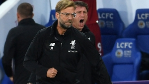 Jurgen Klopp saw his side claim a 3-2 win