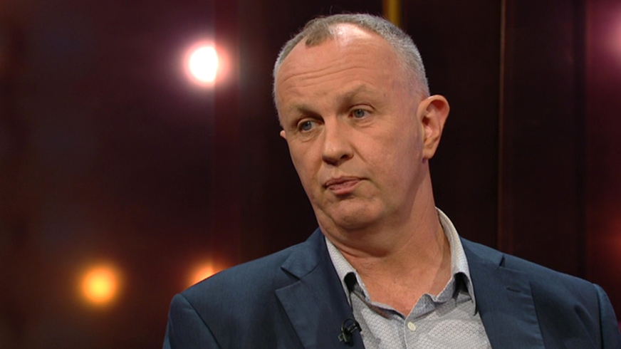 Mick Clifford  | The Ray D'Arcy Show