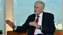 Jeremy Corbyn was speaking on the BBC's Andrew Marr Show