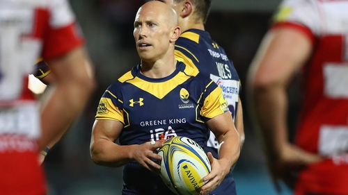 Peter Stringer's time with Worcester Warriors is up