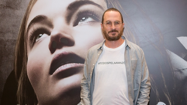 Darren Aronofsky: ''The way I see we treat Mother Earth is incredibly disrespectful. We pillage her, we rape her, we call her dirt