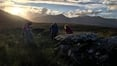 Illuminating discovery at megalithic tomb in Kerry
