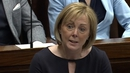 Regina Doherty was chief whip before becoming Minister for Employment Affairs and Social Protection