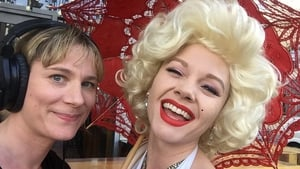 Inside Culture producer Zoe Comyns meets a Marilyn Monroe impersonator in Los Angeles