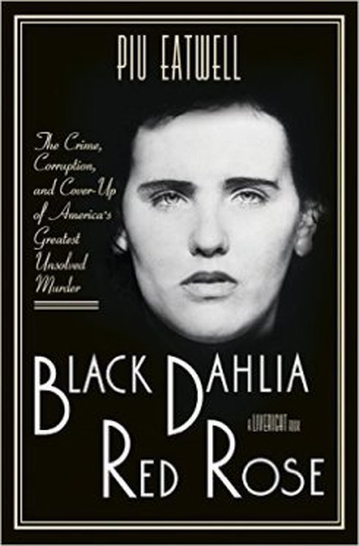 """Black Dahlia, Red Rose"" by Piu Eatwell"