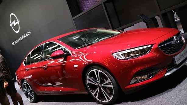 Opel Insignia by Leah Carroll