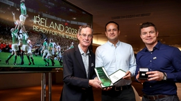 Ireland's bid to host the Rugby World Cup | RTÉ News