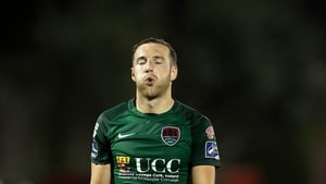 Karl Sheppard will line out against the club he almost joined after the FAI Cup final