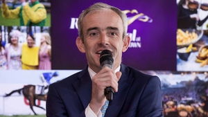 Ruby Walsh at the launch of the Dublin Racing Festival