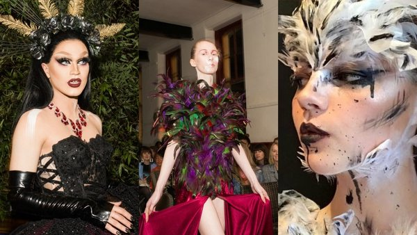 The NUA Fashion and Awards Show. Photo credit:Helio Leon