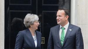 Leo Varadkar and Theresa May are due to meet in January to discuss the ongoing political crisis in Northern Ireland