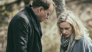 Return to Montauk: brilliant performances from Stellan Skarsgård and Nina Hoss.