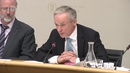 Richard Bruton said the school audits were being carried out 'to be doubly sure'