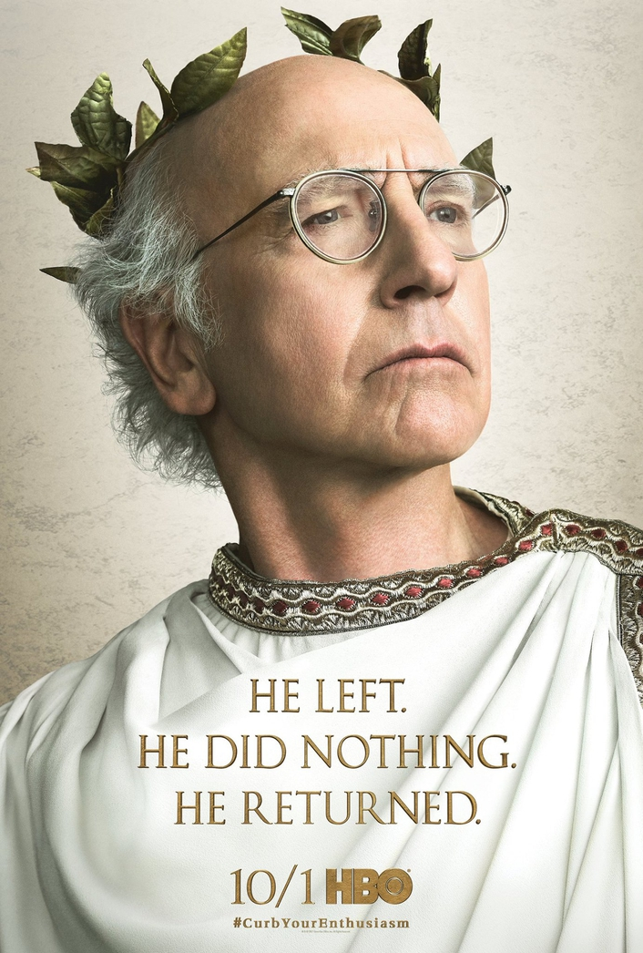 Preview:  season 9 of Curb Your Enthusiasm