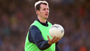 New Laois manager John Sugrue