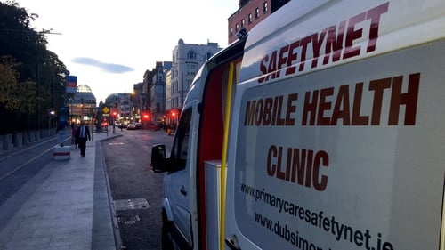 The new mobile health unit will be officially launched this Friday