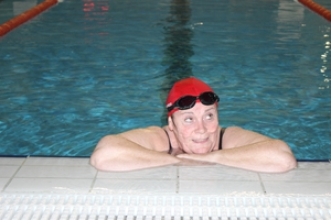 Mary Byrne swimming challenge