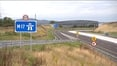 M17 reopens after closure due to slippery conditions