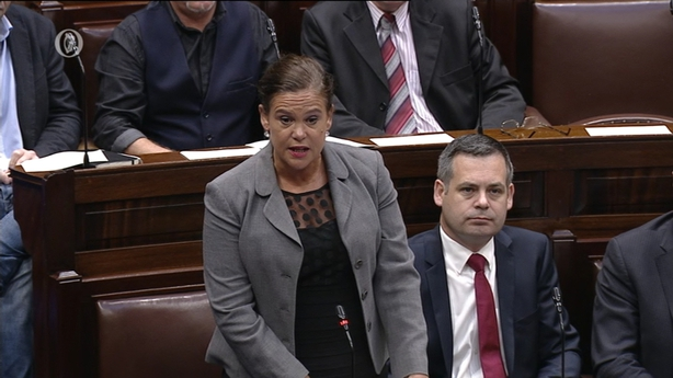 'Nothing is insurmountable' - Mary Lou McDonald says Stormont issues are 'resolvable'