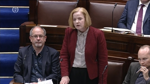 Solidarity TD Ruth Coppinger claimed there is 'one law for the rich and another for the poor'