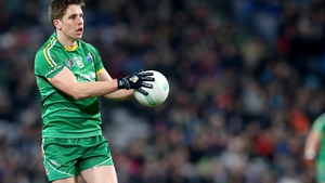 Lee Keegan was vice-captain for Ireland two years ago
