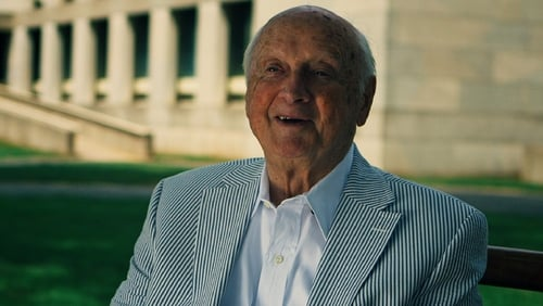 Irish-born American architect Kevin Roche, who has died aged 96