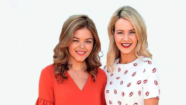 Doireann & Aoibhín Garrihy share their plans for 2018