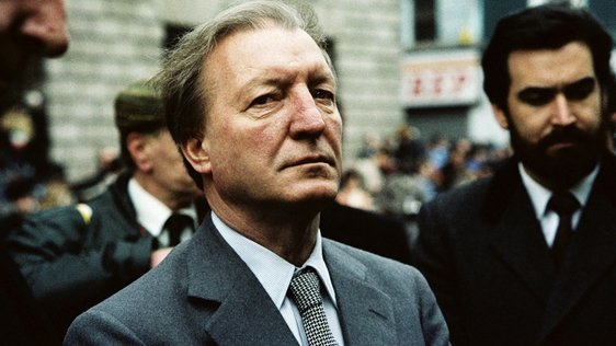 Charles Haughey in 1981
