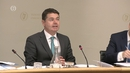 Minister for Finance Paschal Donohoe is to brief a Cabinet meeting this evening