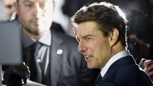 Tom Cruise pushes himself in the new Mission: Impossible film