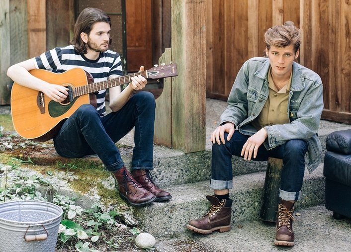 Hudson Taylor in session