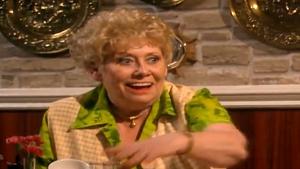 Liz Dawn played Vera Duckworth for 34 years Screengrab: ITV