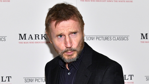 "Liam Neeson - ""I'm going to be doing action movies until they bury me in the ground"""