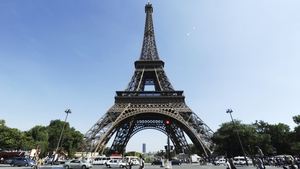 The Eiffel Tower is one of the world's most popular monuments, drawing more than 5.8 million visitors last year