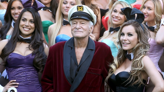 Playboy founder Hugh Hefner dies