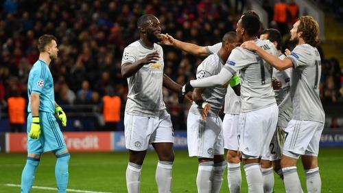 Romelu Lukaku gets the plaudits after scoring his second goal