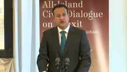Address by An Taoiseach | All-Island Civic Dialogue on Brexit
