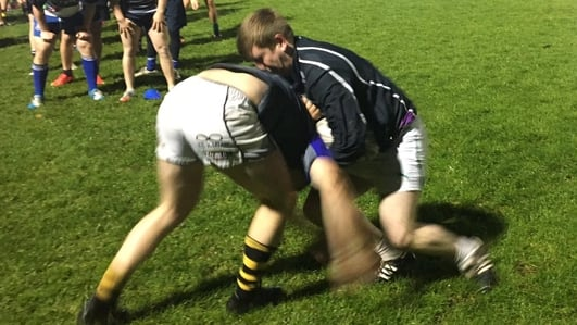 Should the tackle be banned in schools rugby?