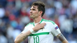 Kyle Lafferty has taken the decision not to travel with the squad