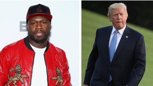 Cent Says Trump Offered Him $500000 to Make a Campaign Appearance